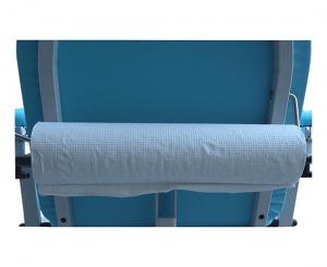 """Ceci est l'option """"support rouleau papier"""" pour notre fauteuil de dialyse Actual Way"""